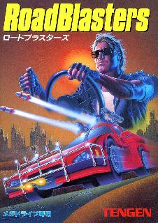 Screenshot Thumbnail / Media File 1 for RoadBlasters (Japan)