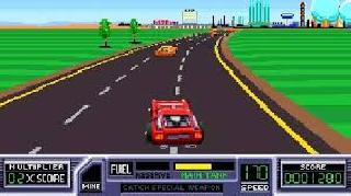 Screenshot Thumbnail / Media File 1 for RoadBlasters (USA)