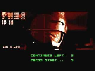 Screenshot Thumbnail / Media File 1 for RoboCop Versus The Terminator (Europe) (Beta)