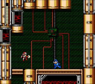 Screenshot Thumbnail / Media File 1 for Rockman Mega World (Japan) (Alt)
