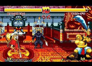 Screenshot Thumbnail / Media File 1 for Samurai Shodown (USA)