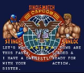 Screenshot Thumbnail / Media File 1 for Saturday Night Slammasters (USA)