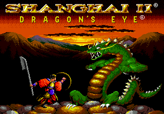 Screenshot Thumbnail / Media File 1 for Shanghai II - Dragon's Eye (USA)