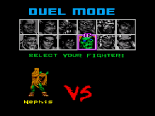 Screenshot Thumbnail / Media File 1 for Shaq Fu (USA, Europe)