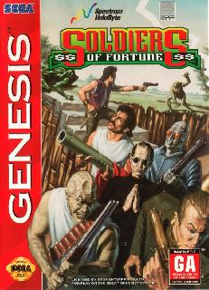 Screenshot Thumbnail / Media File 1 for Soldiers of Fortune (USA)