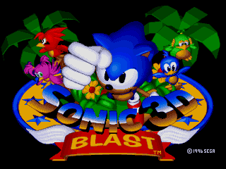 Screenshot Thumbnail / Media File 1 for Sonic 3D Blast (USA, Europe)