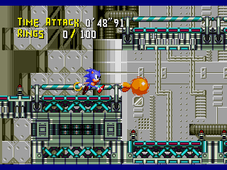 Screenshot Thumbnail / Media File 1 for Sonic Crackers (Japan) (Proto)