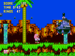 Screenshot Thumbnail / Media File 1 for Sonic & Knuckles + Sonic the Hedgehog 3 (World)