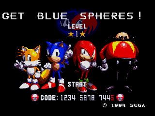 Screenshot Thumbnail / Media File 1 for Sonic & Knuckles + Sonic the Hedgehog (World)