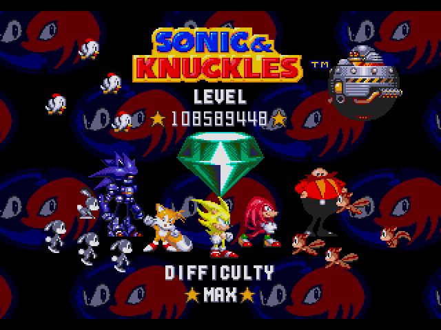 Sonic Knuckles Sonic The Hedgehog World Rom Genesis Roms Emuparadise
