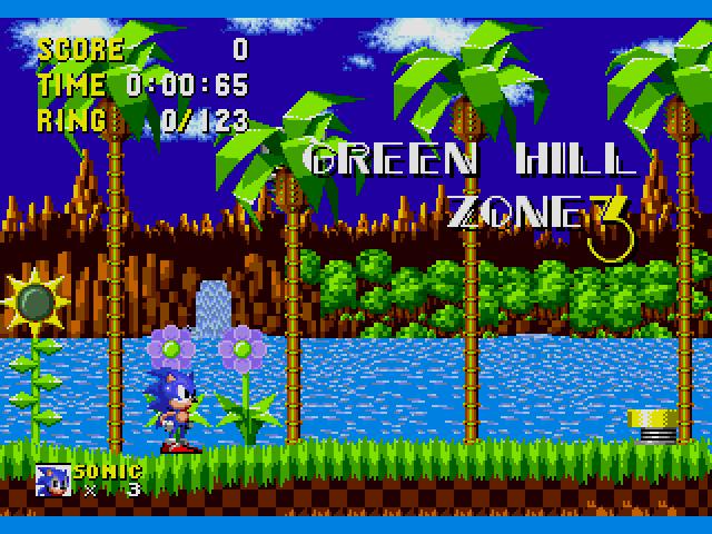 Sonic The Hedgehog 2 World Beta Simon Wai Hack By Esrael V0 23 Sonic 2 Delta Rom