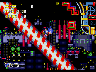 Screenshot Thumbnail / Media File 1 for Sonic the Hedgehog 3 (USA)