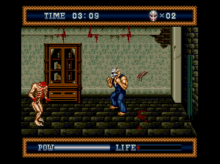 Screenshot Thumbnail / Media File 1 for Splatterhouse 3 (USA)