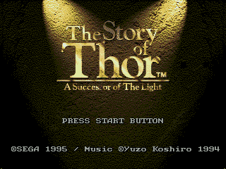 Screenshot Thumbnail / Media File 1 for Story of Thor, The (Spain)