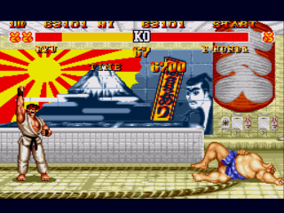 Screenshot Thumbnail / Media File 1 for Street Fighter II' Plus (Japan, Asia)