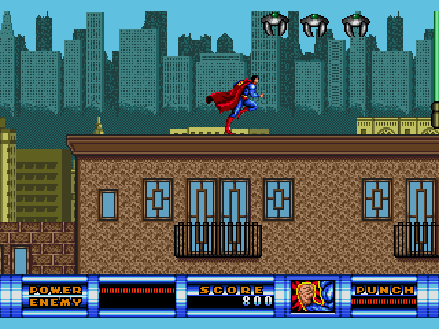 superman nes rom download