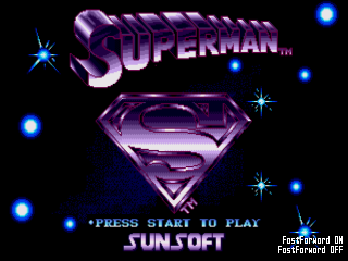 Screenshot Thumbnail / Media File 1 for Superman (USA)