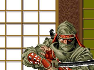 Screenshot Thumbnail / Media File 1 for Super Shinobi II, The (Japan) (Beta) (Earlier)