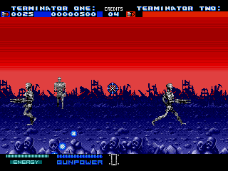 Screenshot Thumbnail / Media File 1 for T2 - The Arcade Game (USA, Europe)
