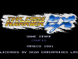 Screenshot Thumbnail / Media File 1 for Task Force Harrier EX (USA)
