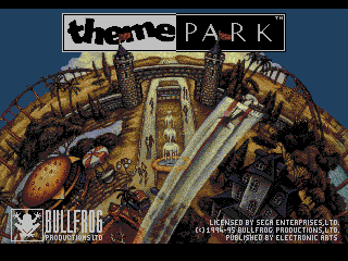 Screenshot Thumbnail / Media File 1 for Theme Park (USA, Europe)
