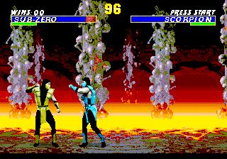 Ultimate Mortal Kombat 3 (Europe) ROM < Genesis ROMs