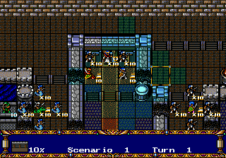 Screenshot Thumbnail / Media File 1 for Warsong (USA)