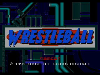 Screenshot Thumbnail / Media File 1 for Wrestleball (Japan)