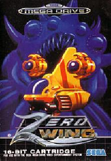 Screenshot Thumbnail / Media File 1 for Zero Wing (Europe)