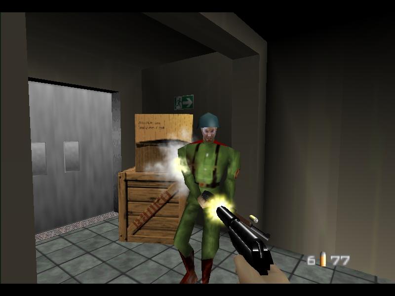 Resultado de imagen para Goldeneye 64