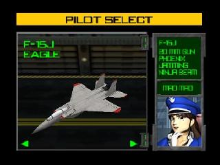 Screenshot Thumbnail / Media File 1 for AeroFighters Assault (Europe) (En,Fr,De)