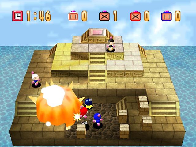 [Análise Retro Game] - Bomberman 64 - Nintendo 64 39622-Bomberman_64_(Europe)-1485872920