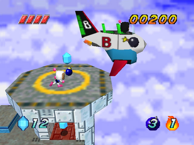 [Análise Retro Game] - Bomberman 64 - Nintendo 64 39626-Bomberman_Hero_(Europe)-1488067219
