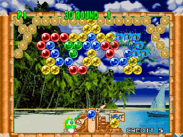 Bust-A-Move 2 - Arcade Edition (USA) ROM < N64 ROMs | Emuparadise