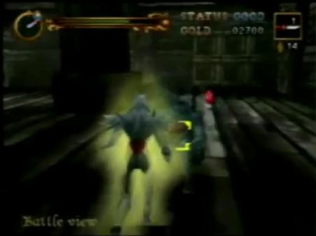 castlevania - legacy of darkness cool rom