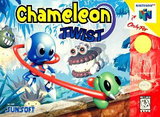 Screenshot Thumbnail / Media File 1 for Chameleon Twist 2 (USA)