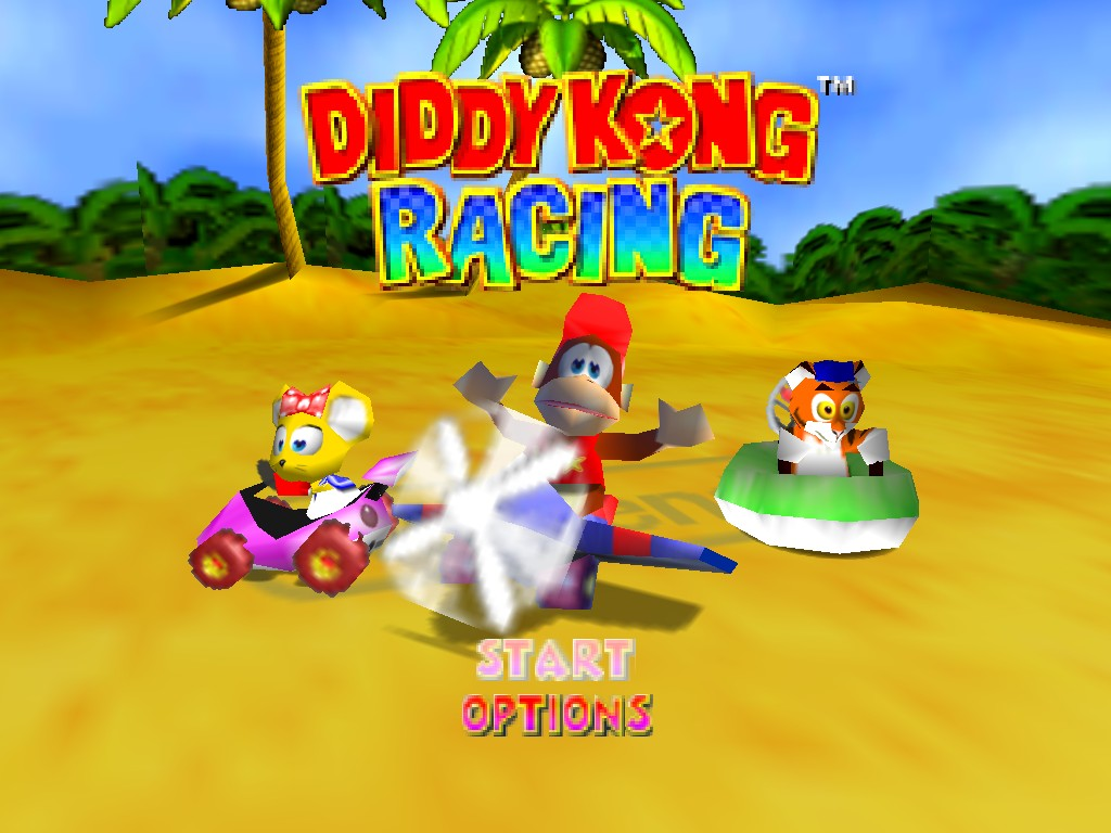 Diddy Kong Racing (Europe) (En,Fr,De) ROM