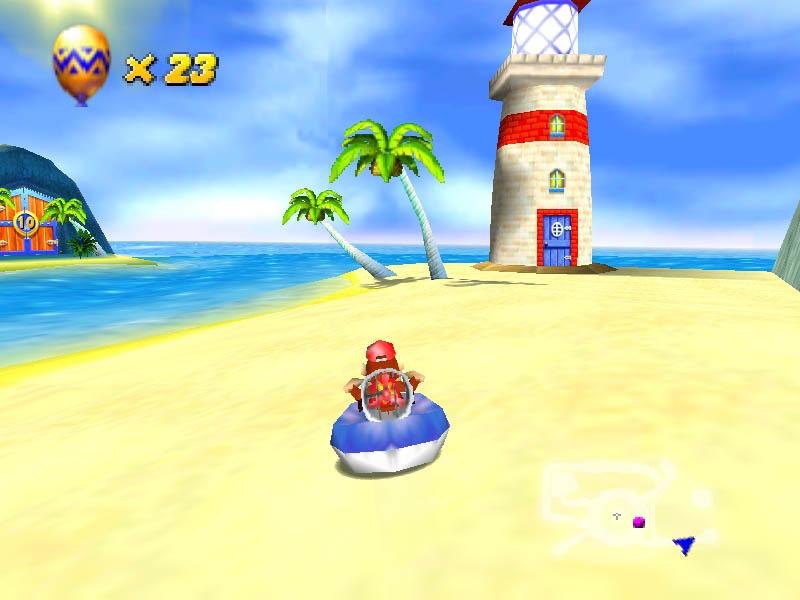 Diddy Kong Racing (USA) (En,Fr) ROM