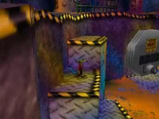 Screenshot Thumbnail / Media File 1 for Gex 3 - Deep Cover Gecko (USA)