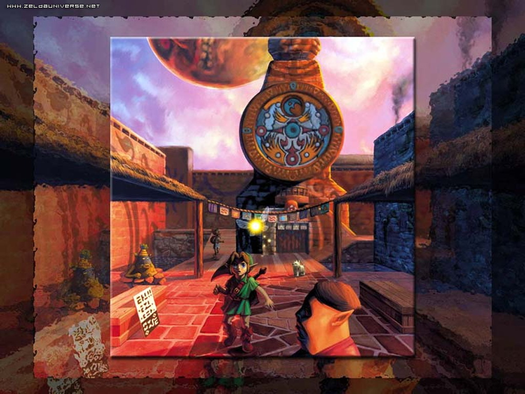 Legend of Zelda, The - Majora's Mask (USA) ROM < N64 ROMs | Emuparadise