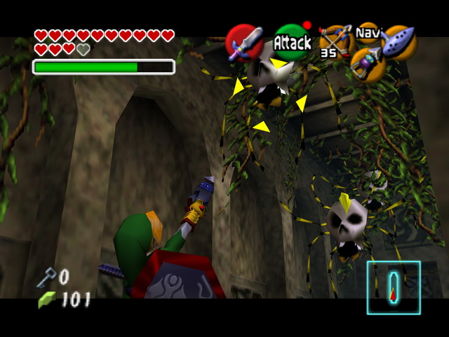 Legend of Zelda, The - Ocarina of Time - Master Quest (USA