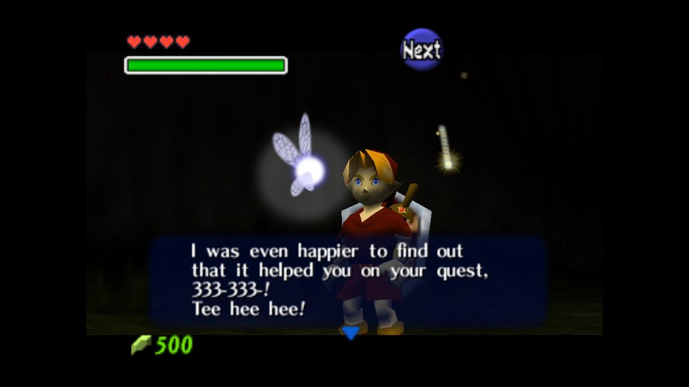 Legend of Zelda, The - Ocarina of Time (USA) (Rev A) ROM < N64 ROMs