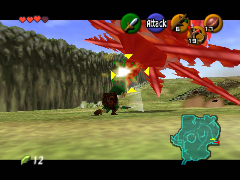 Legend of Zelda, The - Ocarina of Time (USA) ROM < N64 ROMs
