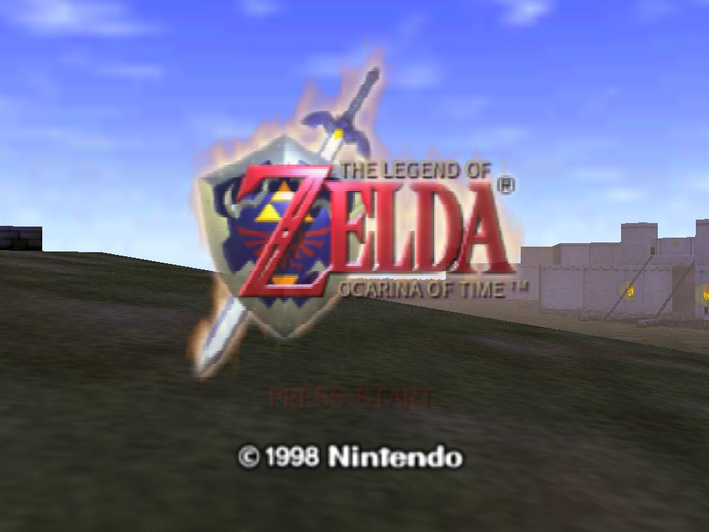 sauvegarde zelda ocarina of time project64