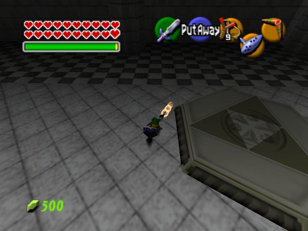 Legend of Zelda, The - Ocarina of Time (USA) ROM [View All