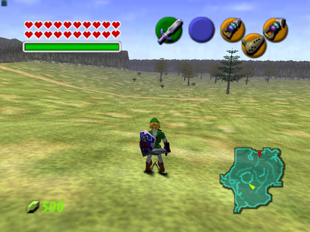 ocarina of time 3d rom download