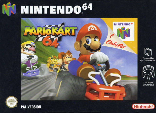 Mario Kart 64 (Europe) ROM < N64 ROMs | Emuparadise