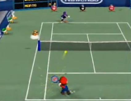 Mario Power Tennis Gamecube Rom