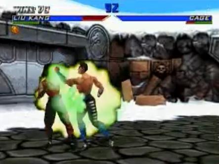 Mortal Kombat 4 (USA) ROM < N64 ROMs | Emuparadise