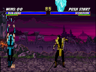 Screenshot Thumbnail / Media File 1 for Mortal Kombat Trilogy (USA) (Rev B)